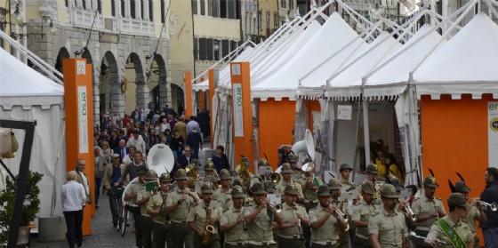 Gli stand dell'Ersa a Friuli Doc