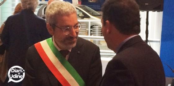 Il sindaco Furio Honsell (© Diario di Udine)