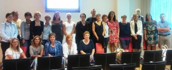 I diplomati del corso Arlef (© Arlef)