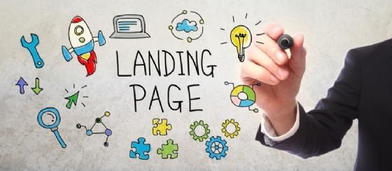 Come trovare clienti per il tuo business, la landing page