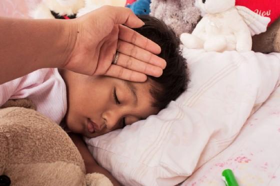 Influenza in anticipo in regione: virus su un piccolo profugo