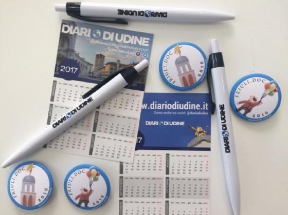 I gadget del Diario di Udine (© Diario di Udine)