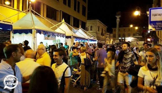 Una delle strade di Friuli Doc (© Diario di Udine)