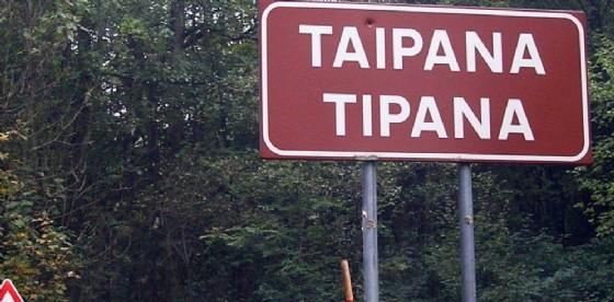 Commissariato il Comune di Taipana (© natisone.it)