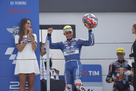 Moto: San Marino, Binder vince in Moto3