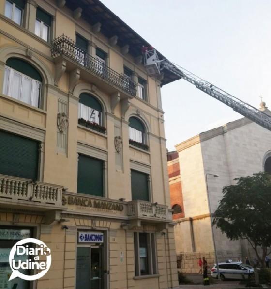 Palazzo Moretti a Udine (© Diario di Udine)