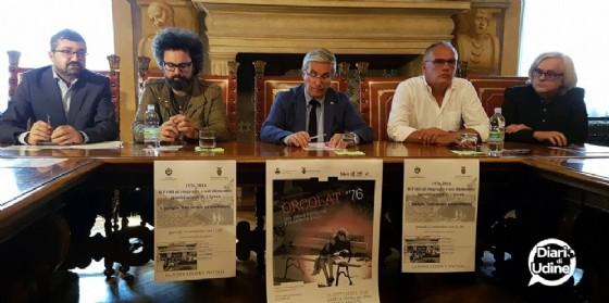 La presentazione dell'iniziativa promossa dalla Provincia di Udine (© Diario di Udine)