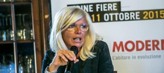 Luisa De Marco, presidente dell'Ente Fiera di Udine (© Diario di Udine)