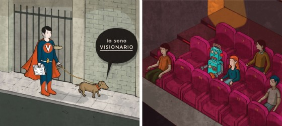 Al via la nuova campagna abbonamenti del Visionario e del cinema entrale di Udine (© Visionario | Erika Pittis)