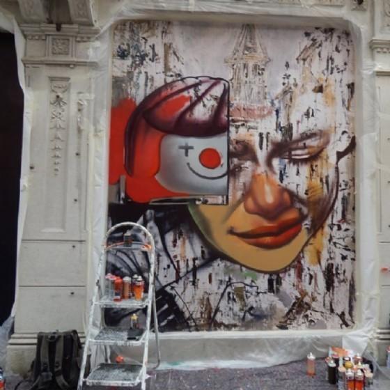Torna la Street Art a Udine (© Comune di Udine)