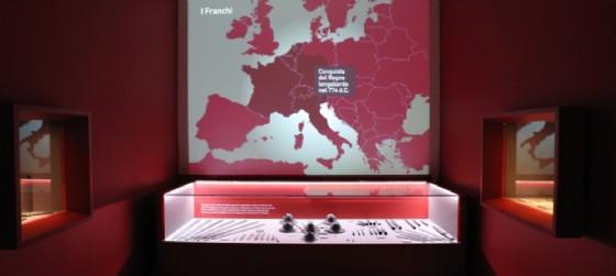 La sala II, nobili eruditi religiosi del Museo Archeologico di Udine (© Comune di Udine)