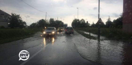 Il maltempo ha causato gravi danni a Lignano, Ronchis e Artegna (© Diario d Udine)