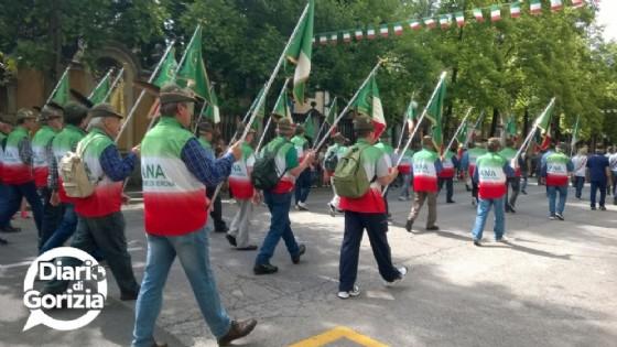 L'adunata degli Alpini a Gorizia (© Diario di Gorizia)