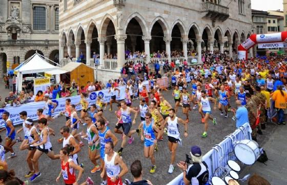 Una delle passate edizioni della Maratonina