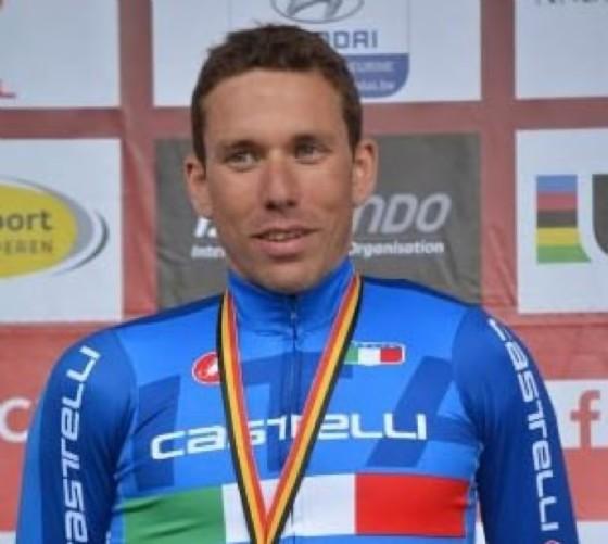 Andrea Tarlao (© Ciclismo Fvg)