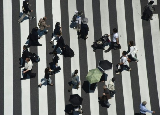 In a 2010 survey, 68 percent of Japanese 18-19 year olds said they were virgins © Toru Yamanaka (AFP)