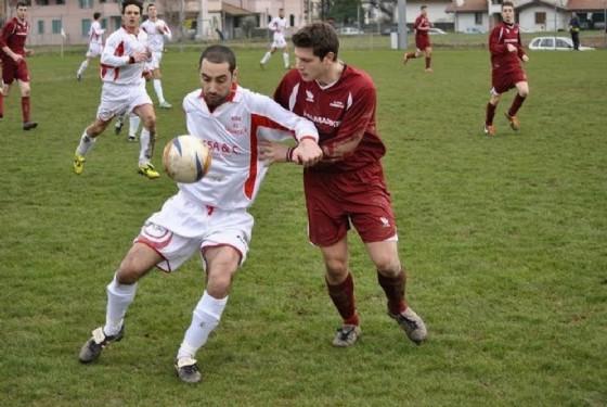 Un'immagine dei giocatori del Pagnacco (© Tremilasport)