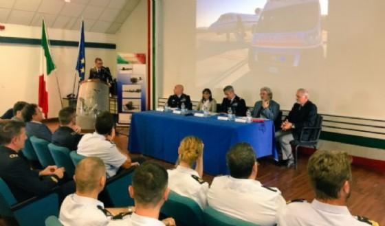 Un momento della presentazione avvenuta a Rivolto (© Regione Friuli Venezia Giulia)