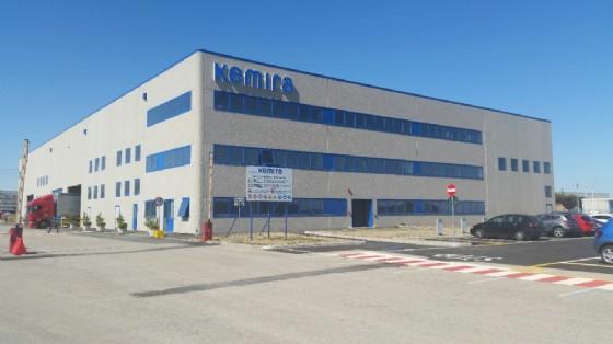 La sede friulana di Kemira (© Confindustria Ud)