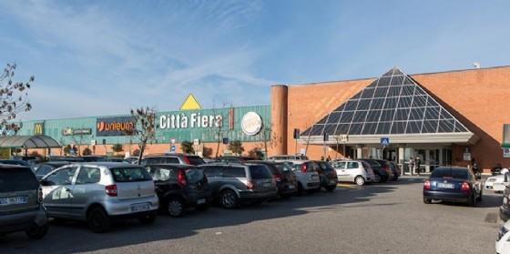 Il centro commerciale Città Fiera (© Diario di Udine)