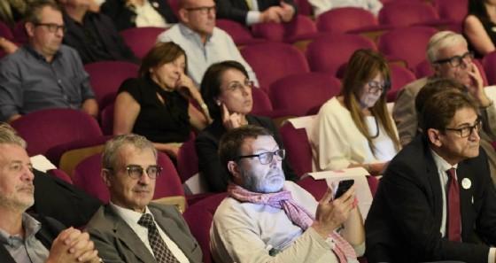 I partecipanti alla due giorni di riflessione sulle costruzioni (© Montenero)