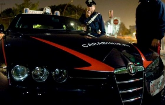 Tentata aggressione ai danni dei carabinieri (© Diario di Udine)