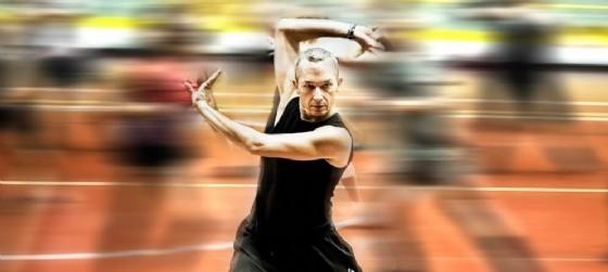 Michele Pogliani, ballerino e coreografo internazionale, dopo aver aperto la prima sede a Roma, ha scelto Udine per creare un punto di riferimento nel nord Italia (© Danza Axis)