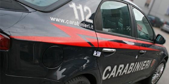 Intervento dei carabinieri nel Tarvisiano (© Diario di Udine)