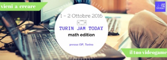 Turin Jam Today (© Credit of courtesy by Press Play)