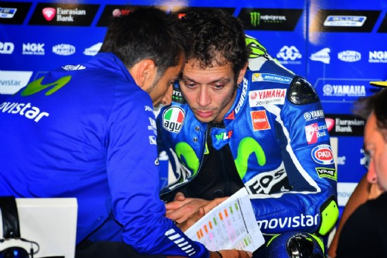 MotoGp: Marquez domina ad Aragon, Rossi terzo