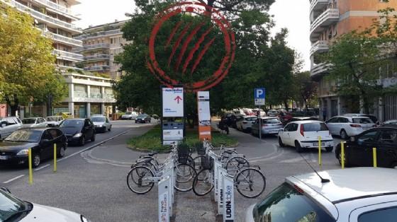 Via Leopardi a Udine