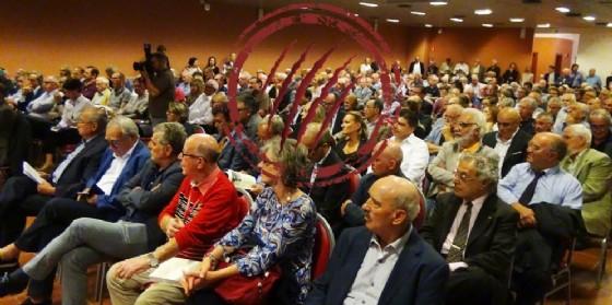 I socialisti presenti a Là di Moret (© Diario di Udine)
