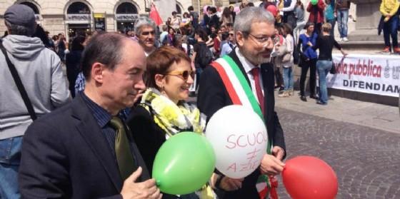 Mario Pittoni in guerra con il Pd per le scelte sul tema scuola (© Pittoni)