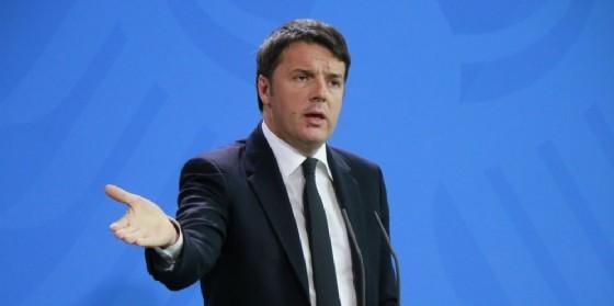 Genova: domani visita di Renzi per sopralluogo cantiere Bisagno