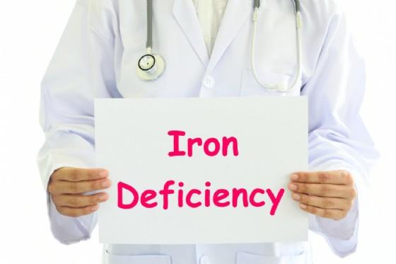 I sintomi di una carenza di ferro o anemia (© Jarun Ontakrai | Shutterstock)