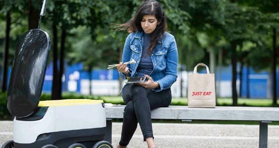 Just Eat lancia un programma di accelerazione per startup (© Credit of courtesy by Just Eat)
