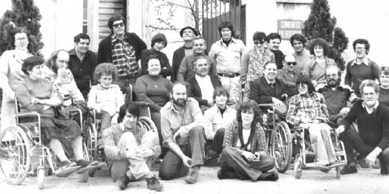 Una foto storica della comunità (© Cpg)