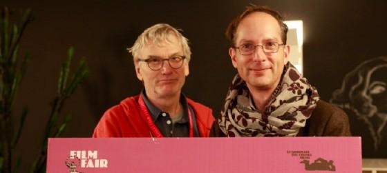 Jay Weissberg e David Robinson