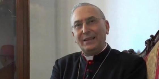 Monsignor Mario Zenari, (© YouTube)