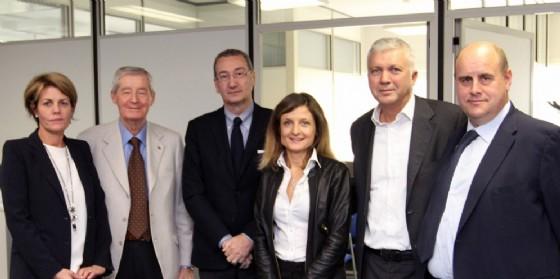 Bolzonello in vista negli uffici di Bluenergy Group (© Bluenergy)