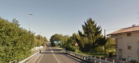 Via Martignacco, a Udine (© Google)