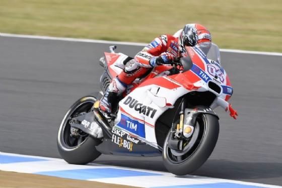 Moto: Iannone salta anche Gp Giappone