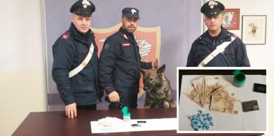 La droga sequestrata (© Carabinier)
