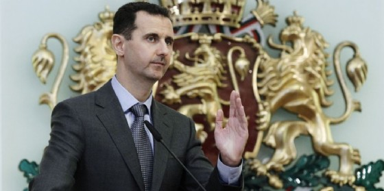 Siria, Assad: