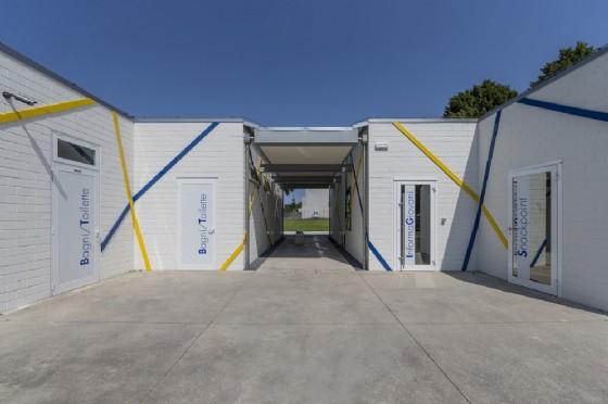 Il nuovo spazio riservato ai giovani (© Lignano)