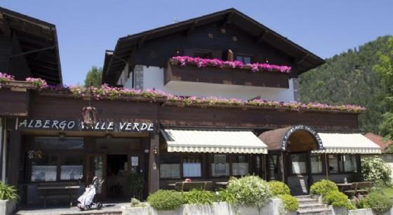L'albergo Valle Verde di Tarvisio