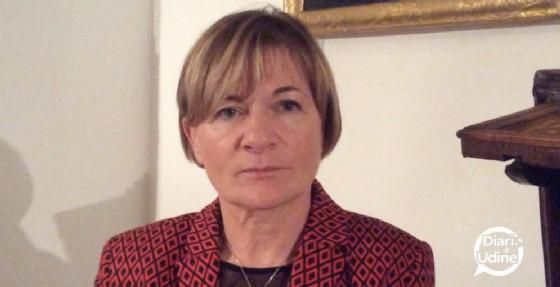 Paola Schneider (© Diario di Udine)