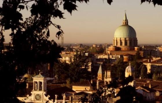 Una panoramica di Udine