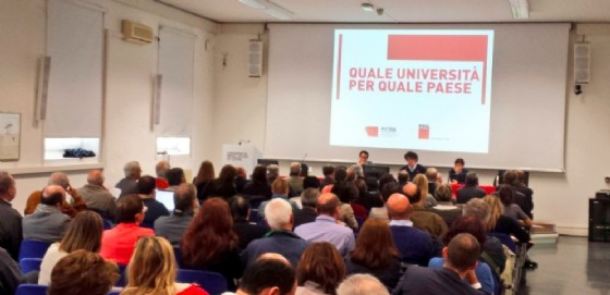 Il convegno ospitato a Udine (© Regione Friuli Venezia Giulia)