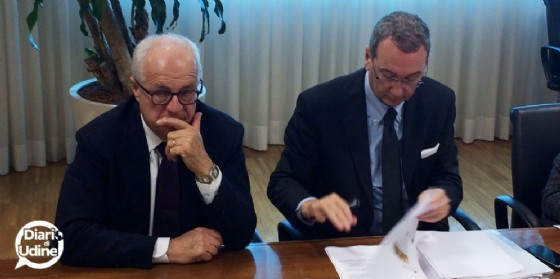 La presentazione dei dati sul commercio in Fvg (© Diario di Udine)